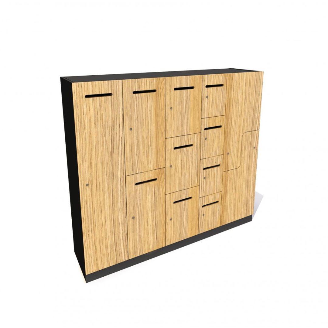 AWB Locker office furniture suppliers darwin