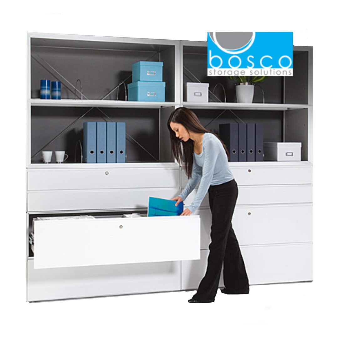 Bosco Logo cabinet and drawer commercial office furniture