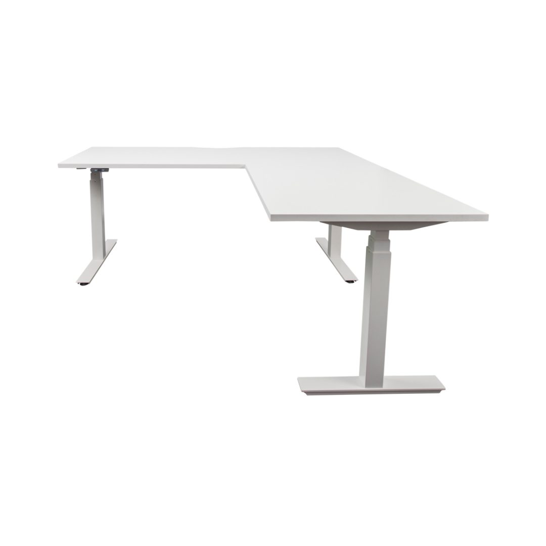 Ergovate corner L shape desk computer table australia