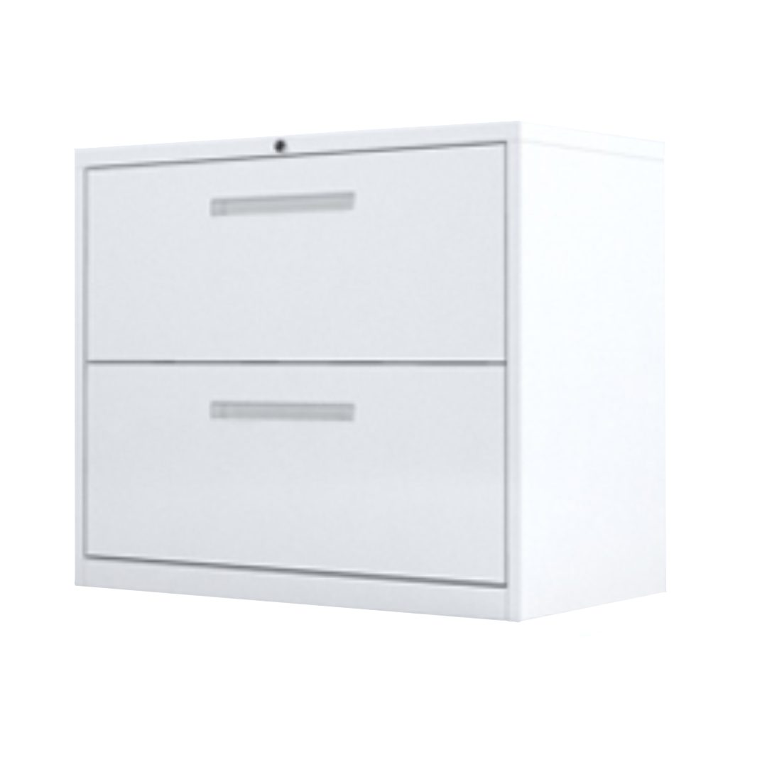 Lateral 2 drawer home office furniture darwin