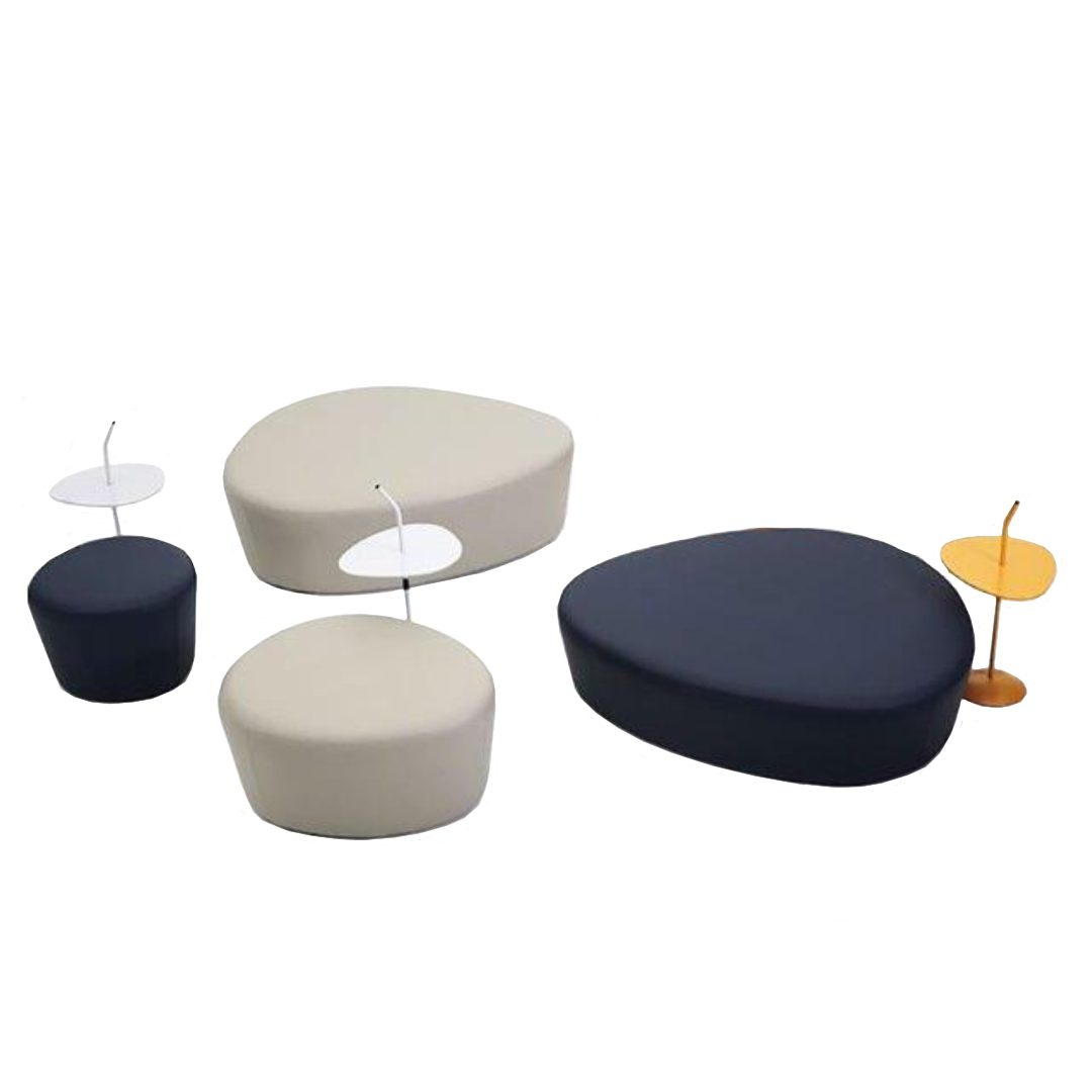 Lotus Pouf home office furniture darwin
