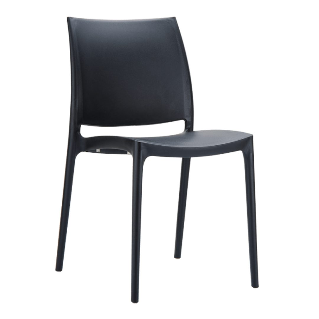 Maya armless chair home furniture darwin australia