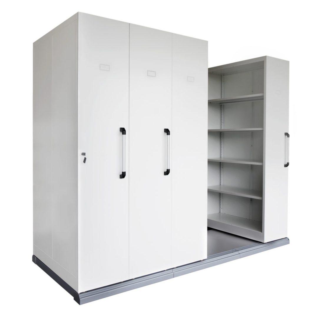RL mobile shelving 1 file cabinet drawer office furniture darwin