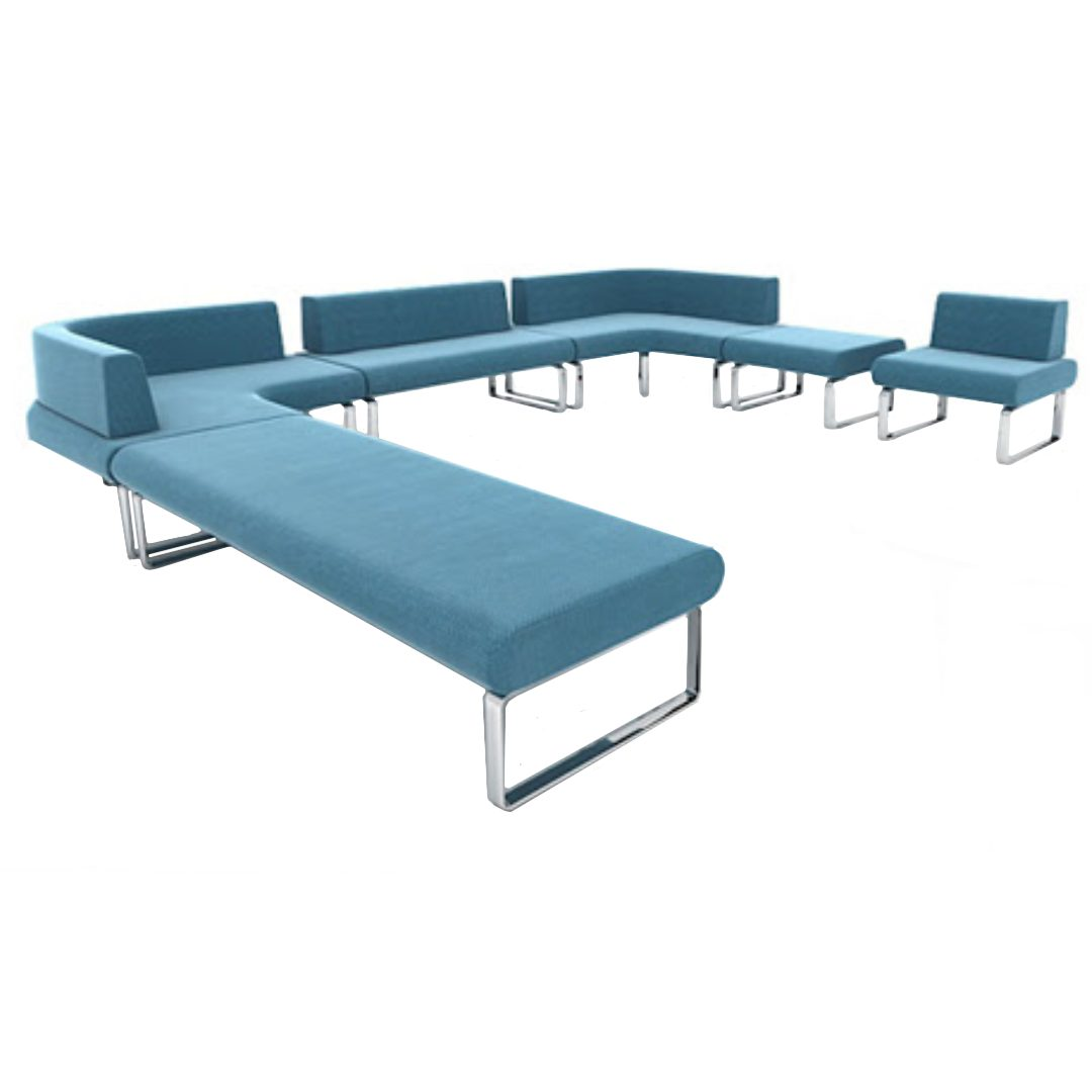 Seres 2 lounge furniture U shape sofa nt
