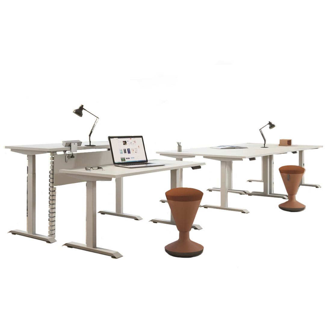 Up Set 2 no background table corner computer desk with stool chair nt