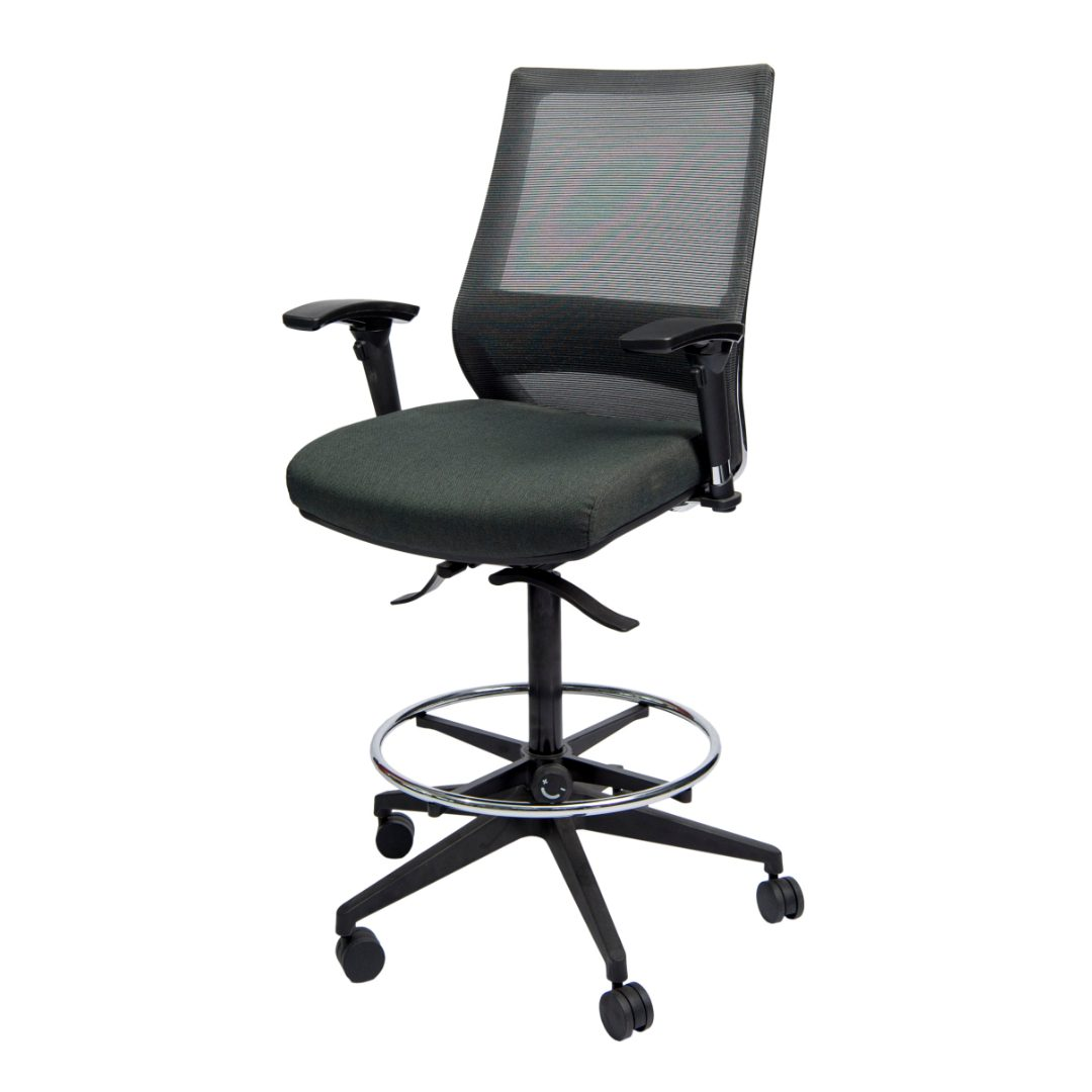Vertu Drafting office desk chair darwin